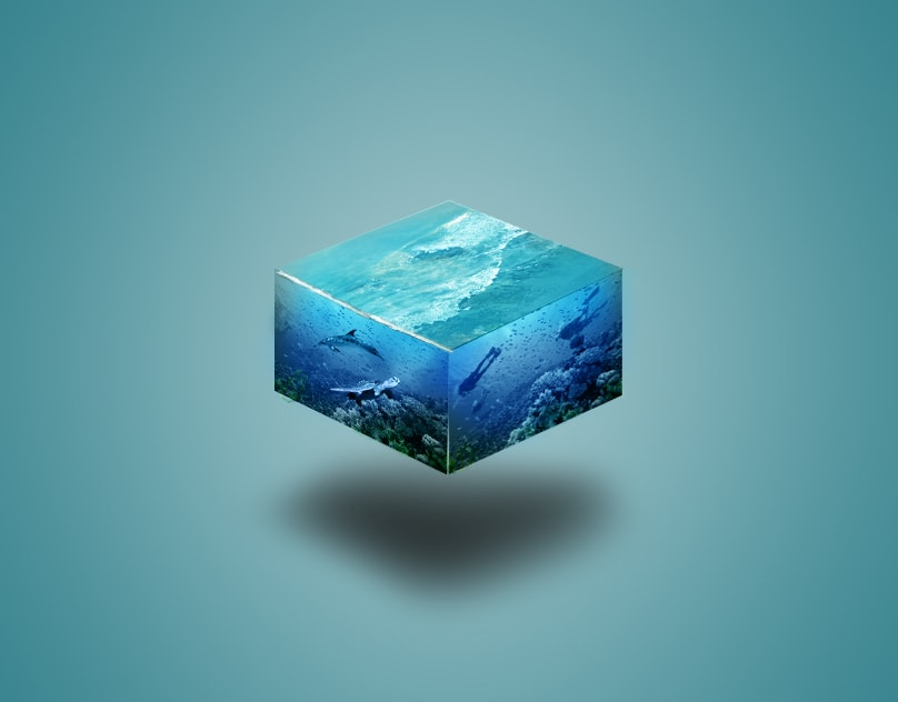 cube-photo-manipulation