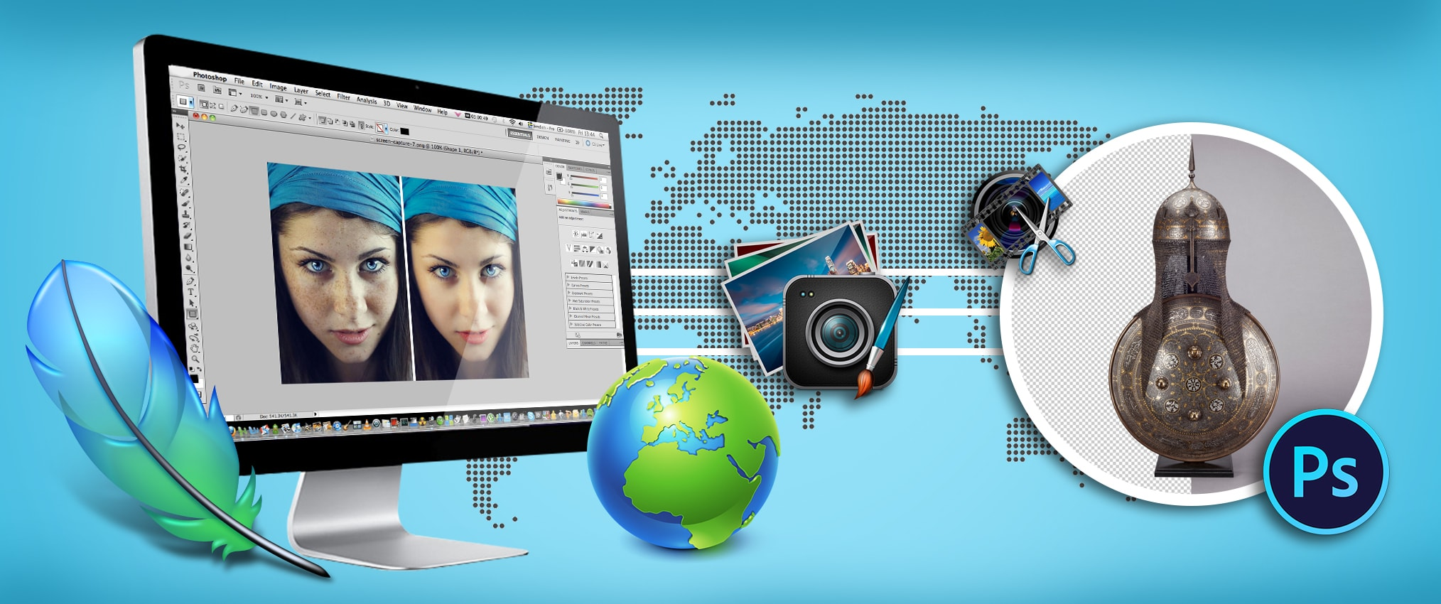image editing and masking for your eCommerce business