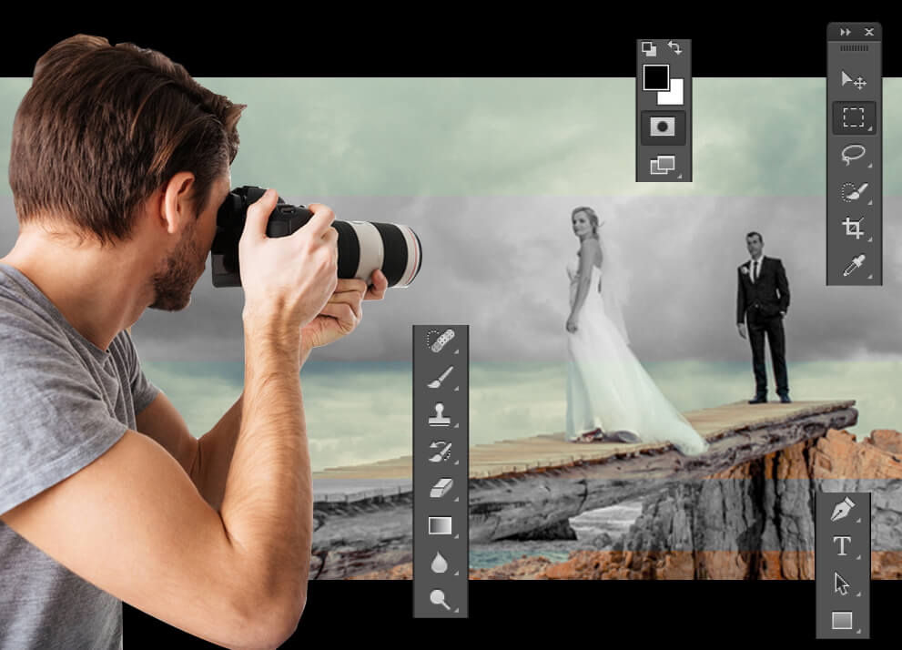 7 Tips to Get Quality Images via Black and White Photograph Editing