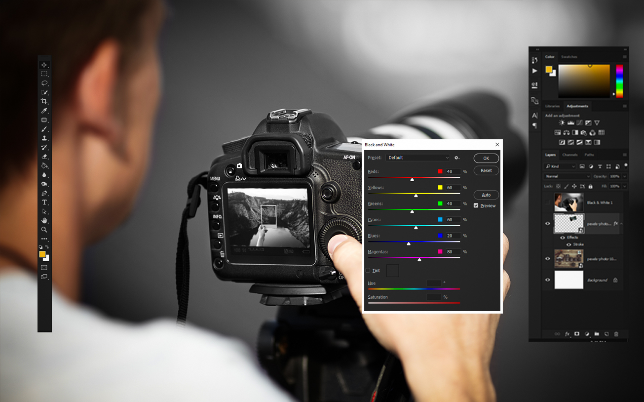 7 Tips to Get Quality Images Via Black and White Photography Editing 7 Tips to Get Quality Images Via Black and White Photography Editing