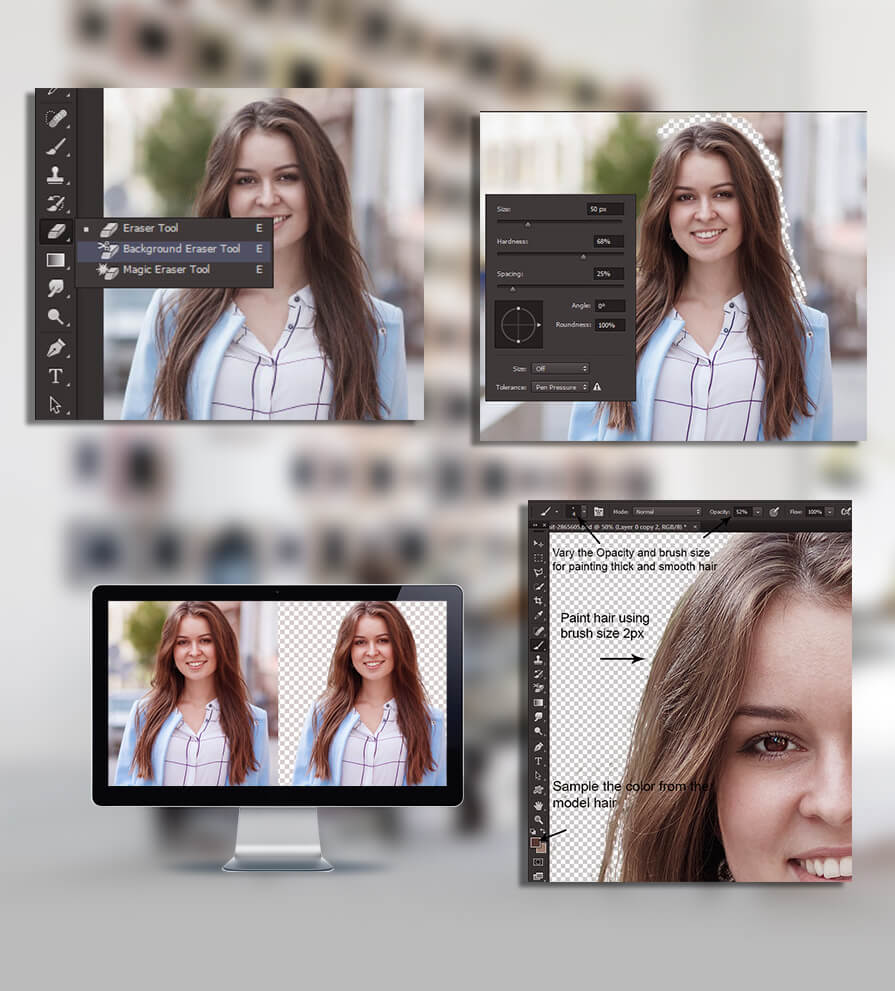 step by step guide to remove background