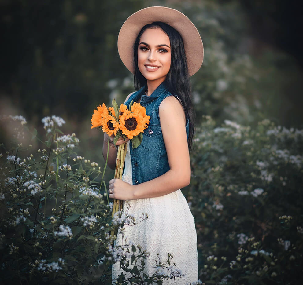 Outdoor Portrait Photography
