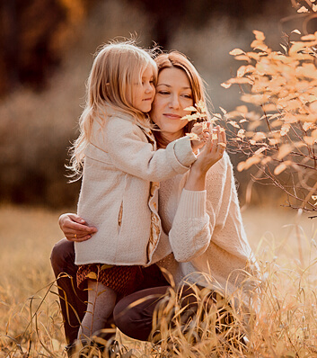 Beautiful Mothers Day Photoshoot Ideas