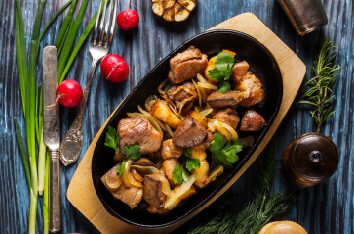 Easy Food Photography Backgrounds and Best Backdrops